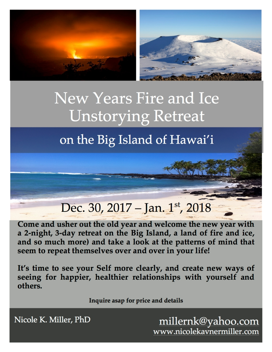 New Years Fire and Ice Retreat