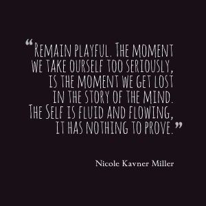 Remain Playful quote