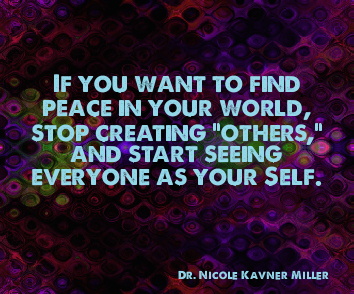 Find Peace in Your World